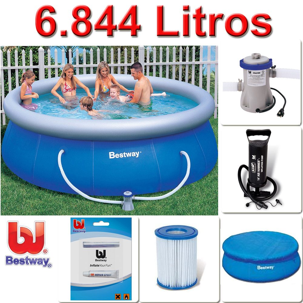 Capa De Piscina Intex Filtro Para Piscina Intex