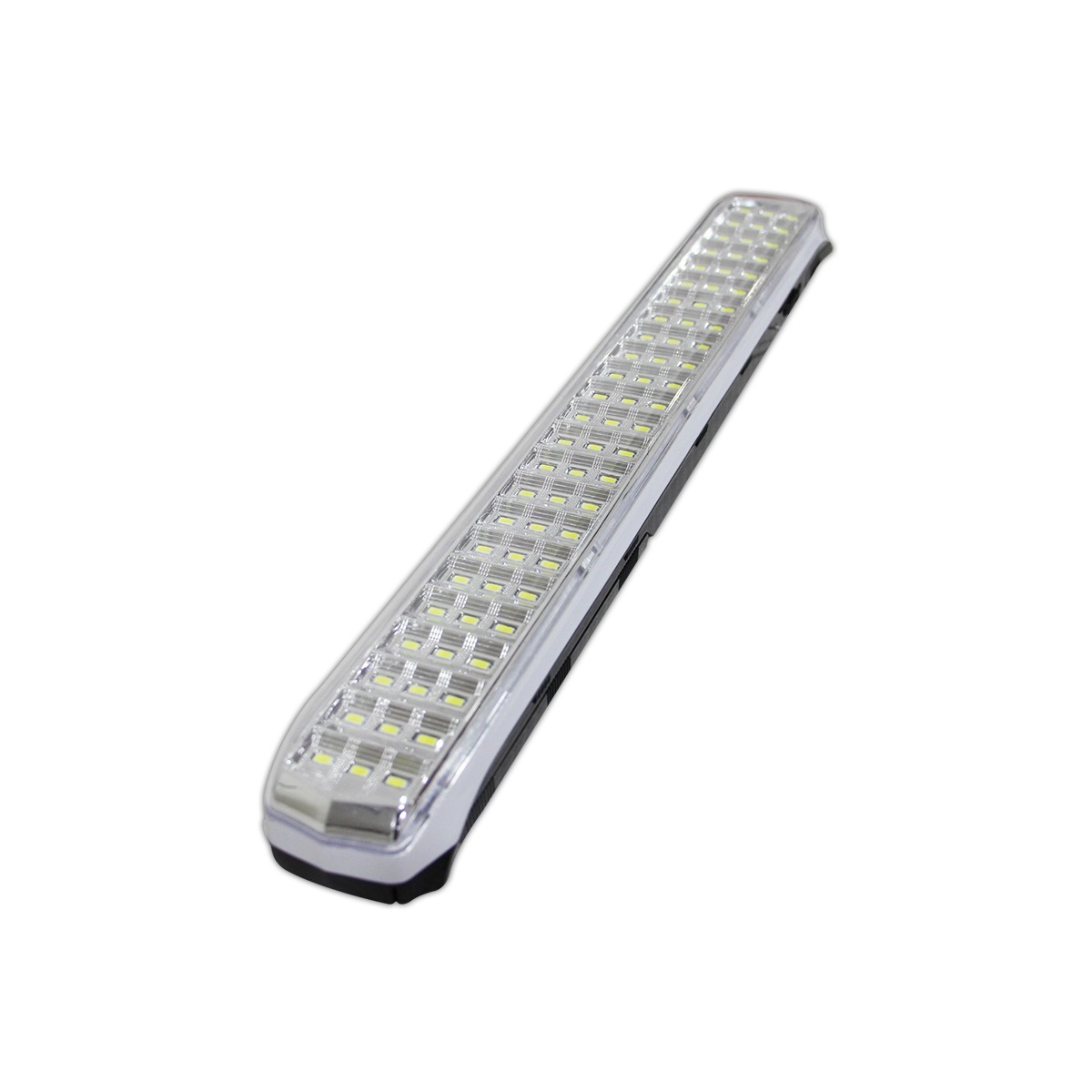 Emergencia Led Lampara Emergencia Led 3w Smd 72 Leds Recargable 48 Cm Jwj