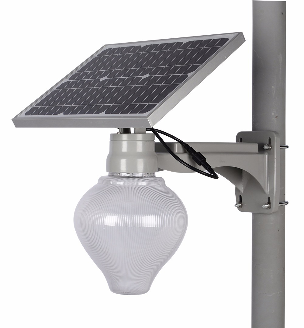 Lamparas De Exterior Led Lampara Exterior Led 15w Dura 15hrs Panel Solar 14w Thrive
