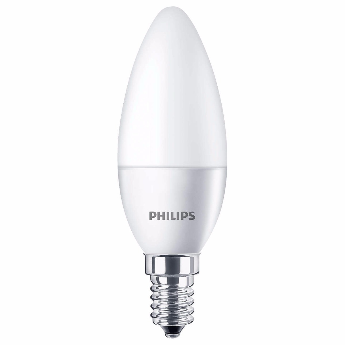 Valor Lamparas Led Lampara Led Vela E14 5w 40w Calida Philips