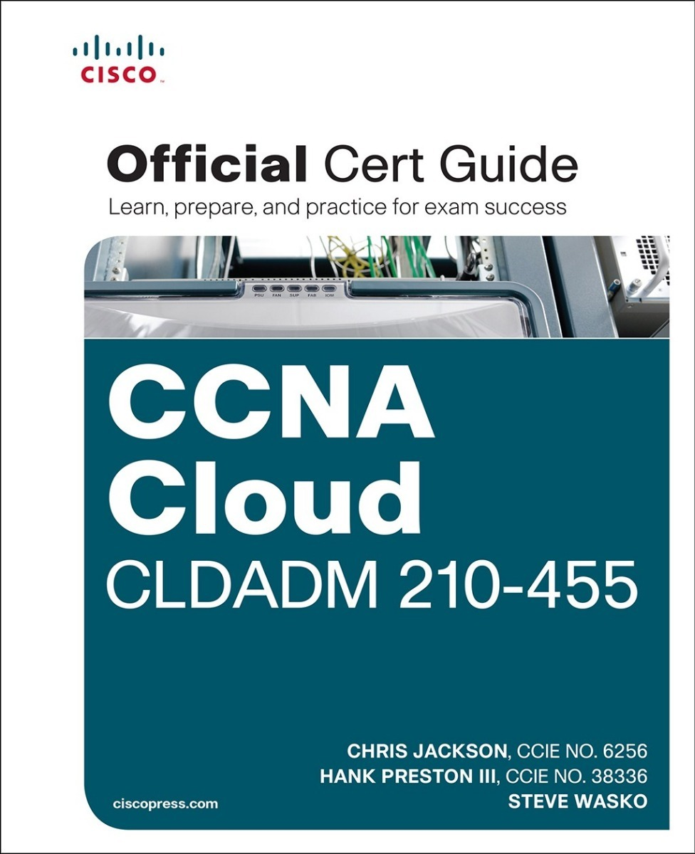 Libro Cisco Libro Cisco Ccna Cloud Cldadm 210 455 Official Cert Guide