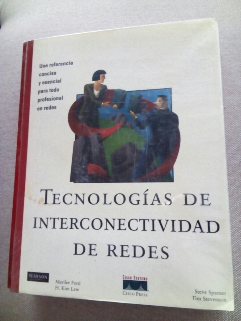 Libro Cisco Libro Cisco Press Tecnologías De Interconectividad De Redes 495 00