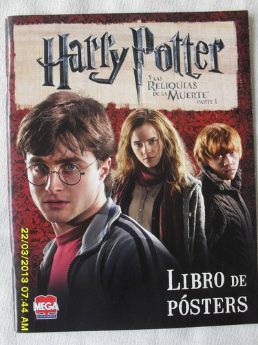 Libro Harry Potter 2016 Libro De Harry Potter Para Colorear, - $ 180.00 En Mercado