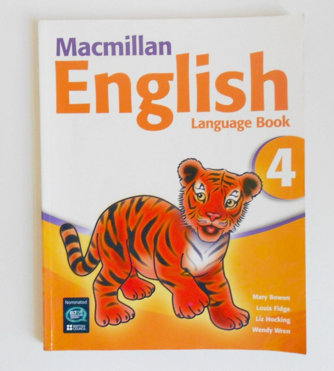 Libros De Macmillan Libro En Ingles English Language Book 4 Bowen Macmillan 129 60
