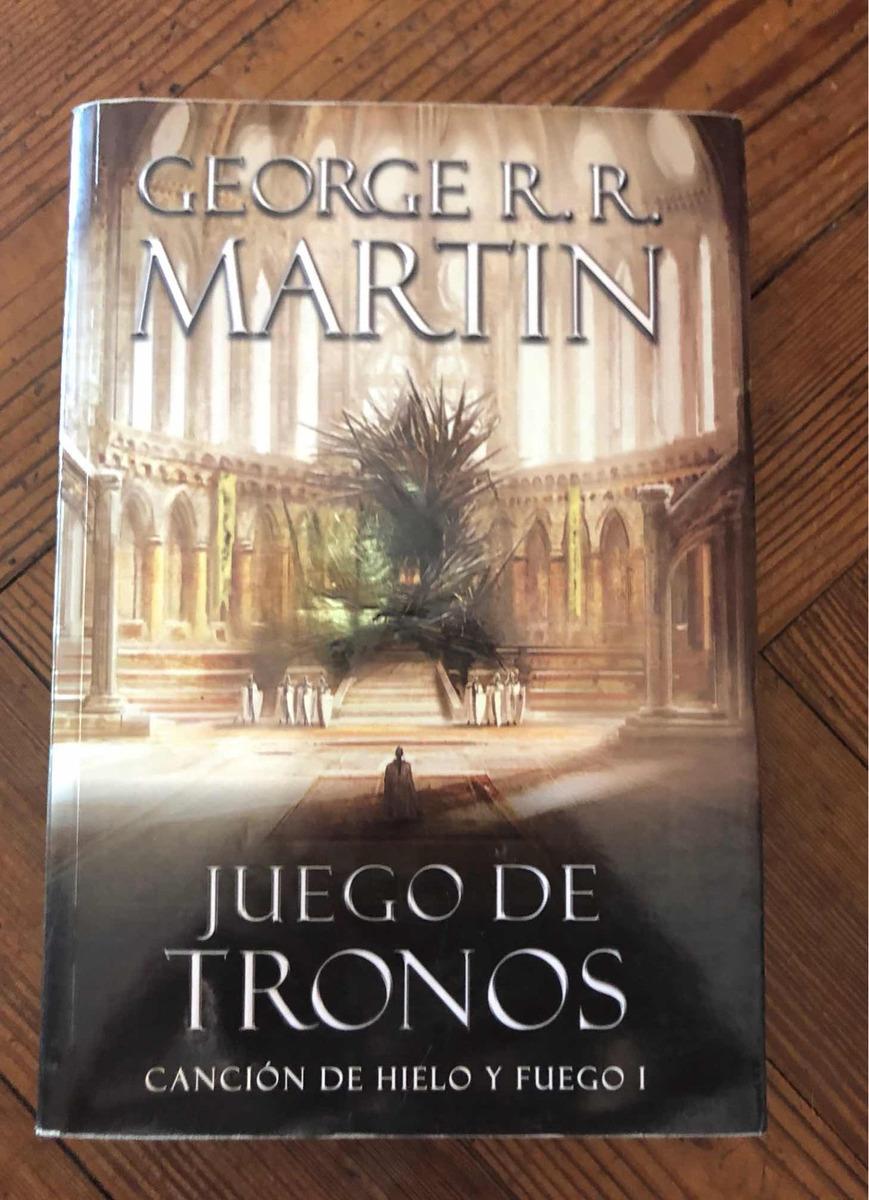 Libro Juego De Tronos Canción De Hielo Y Fuego 1 670 00