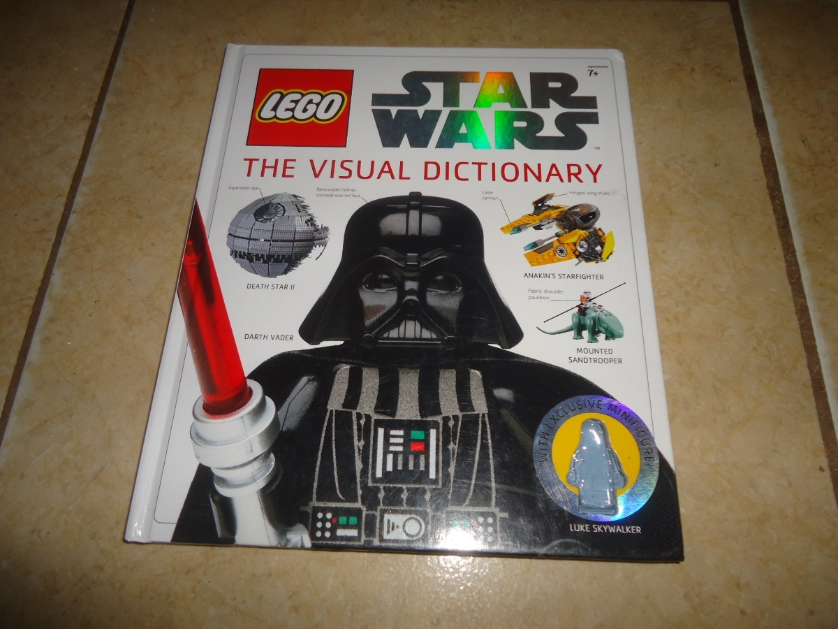 Star Wars Libro Libro Lego Star Wars Diccionario Visual Dictionary