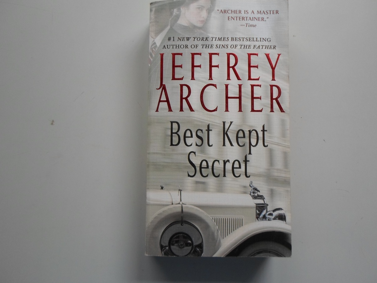 Jeffrey Archer Libros Libro Novela En Inglés Best Kept Secret Jeffrey Archer 80 00