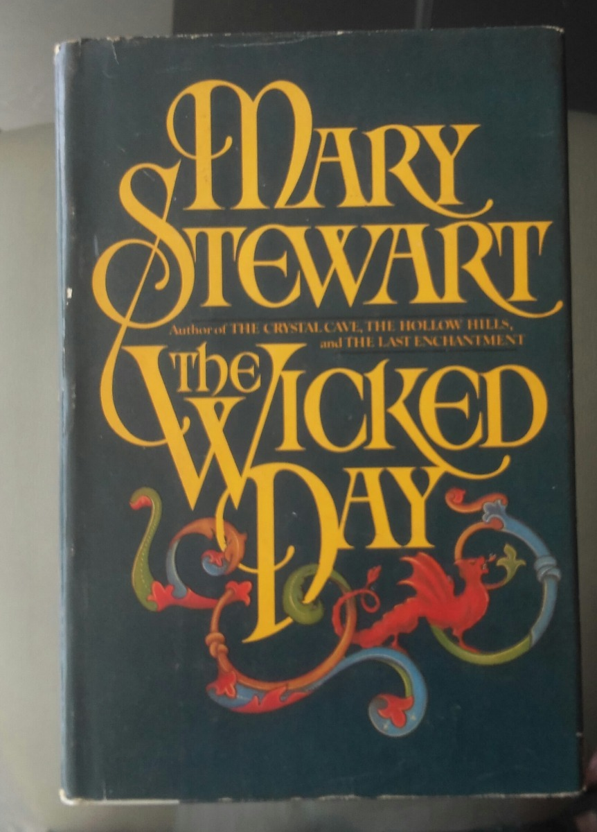 Wicked Libro Libro The Wicked Day De Mary Stewart Bs 2 00