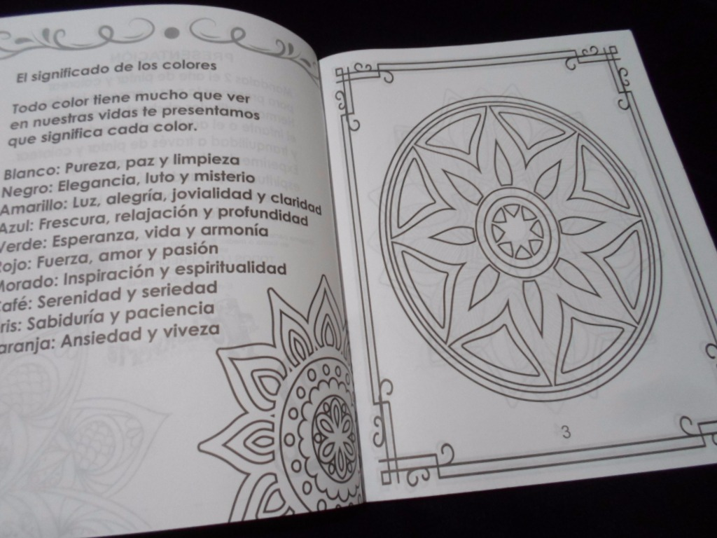 Arte Significado De Los Colores Mandalas Para Colorear Tomo 2 Color Y Arte