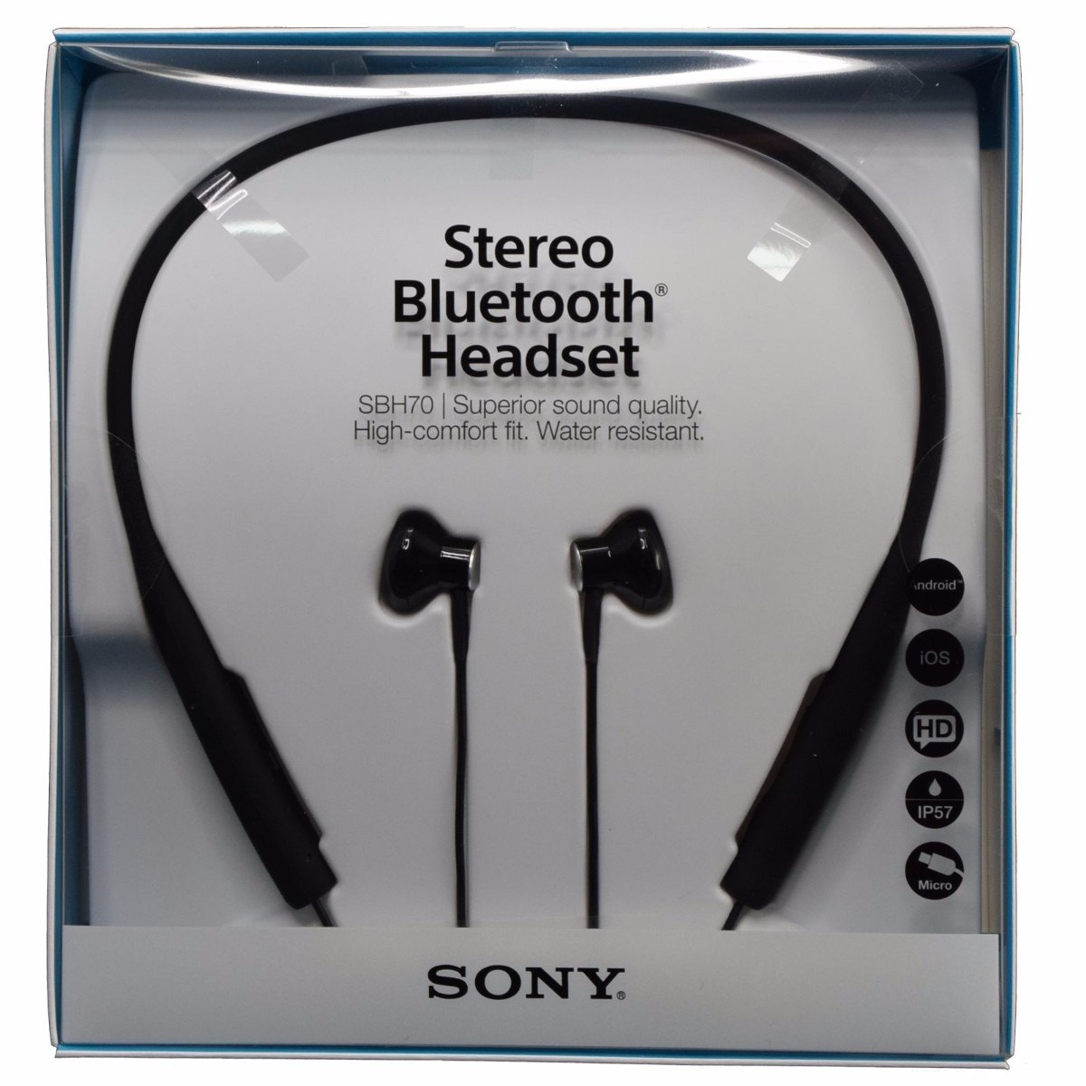 Manos Libres Bluetooth Mercadolibre Manos Libres Bluetooth Sony Sbh70 Waterproof Ip57 Negro