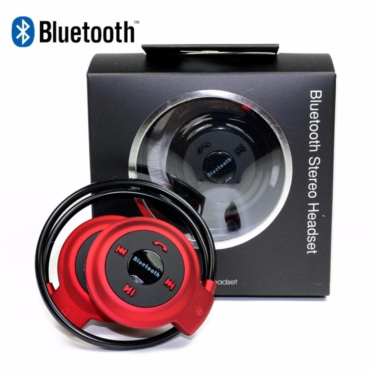 Manos Libres Bluetooth Para Celular Audifono Bluetooth Manos Libres Flexible Celular Tablet