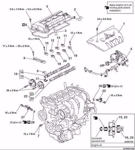 hyundai h100 2008 diagrama del motor