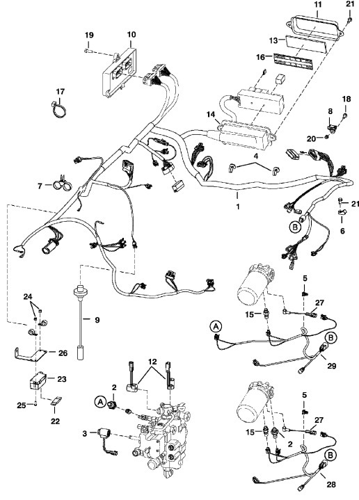 S160 Bobcat Fuse Box Location - Best Place to Find Wiring and