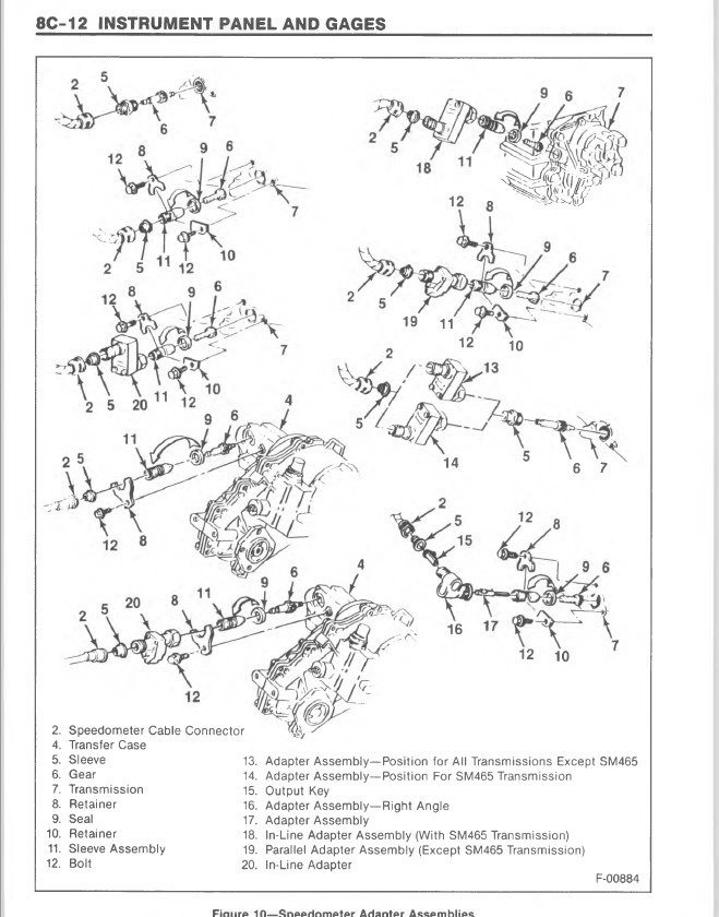 Chevy Sm465 Diagram - Best Place to Find Wiring and Datasheet Resources