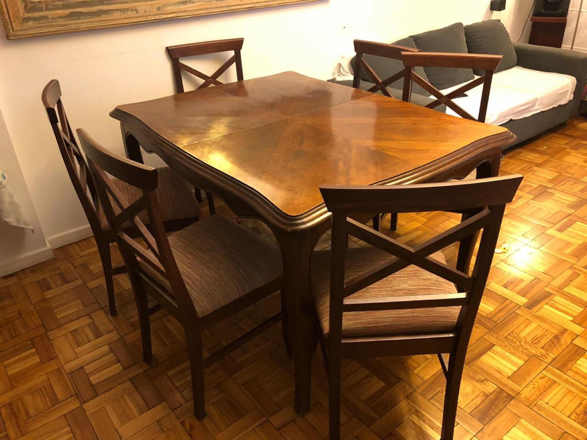Mesa Comedor Antigua | Disponible Mesa De Comedor Antigua En Calle ...