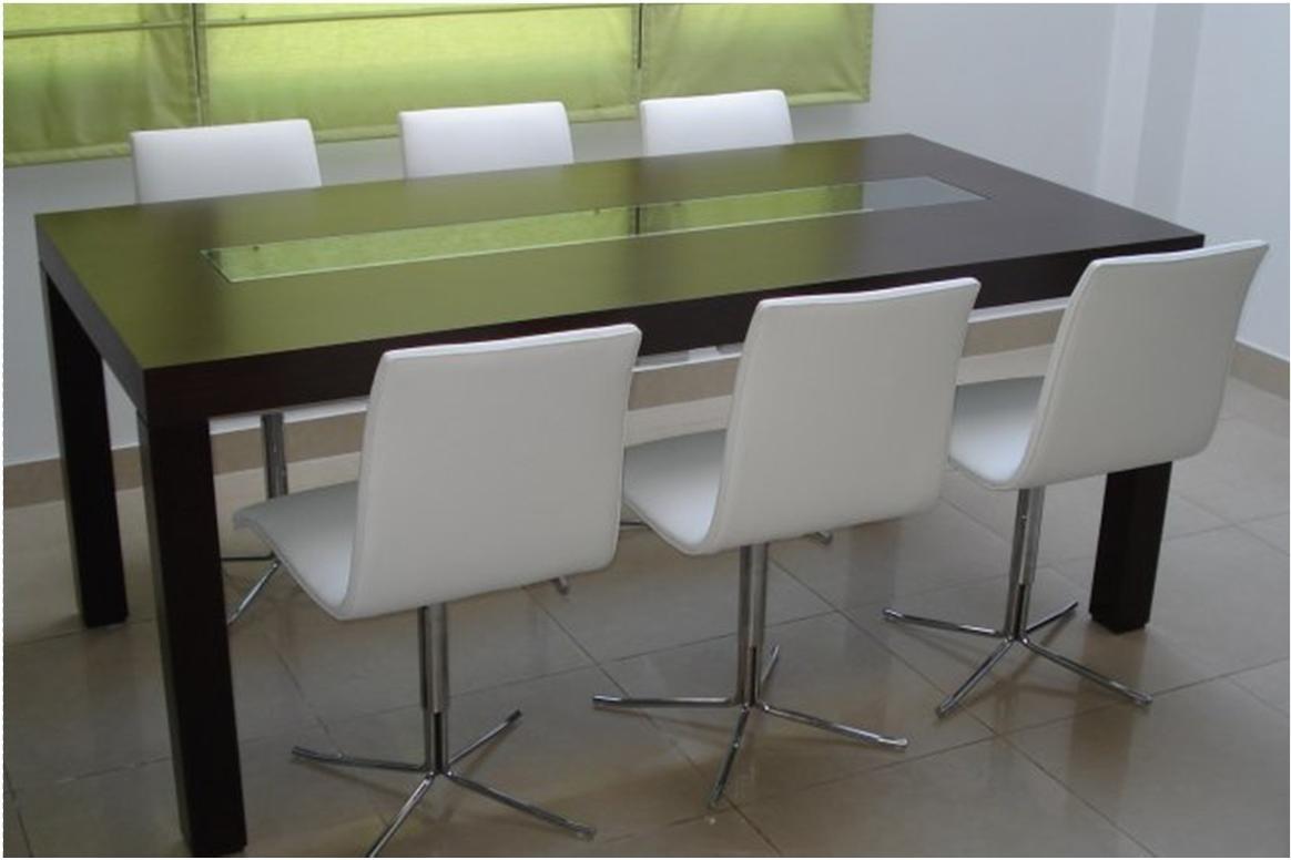 Muebles De Madera Con Vidrio | Bibliotecas Modernas En Casa Free En ...