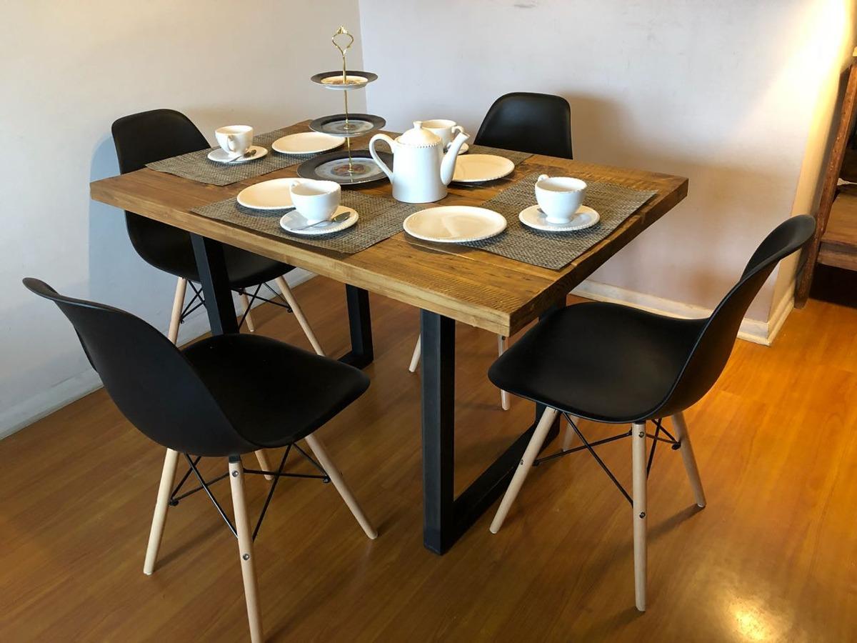 Mesas De Comedor Para Espacios Pequeños | Cómo Decorar Salones ...