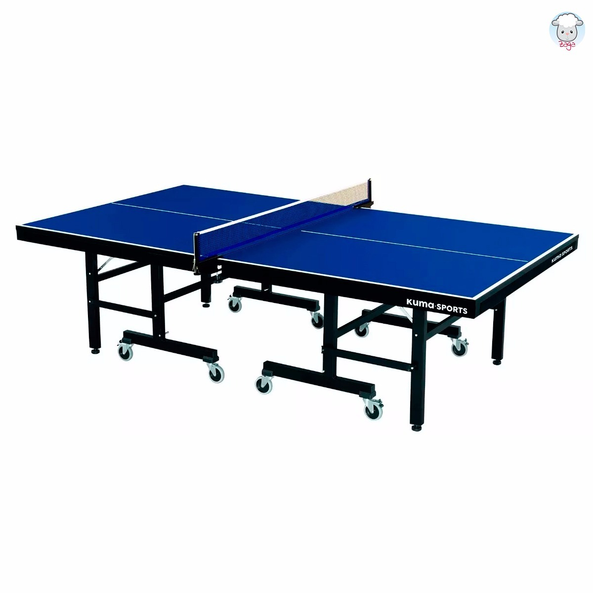 Mesa Ping Pong Plegable Mesa Ping Pong Plegable Red Kuma Sports 274x152cm