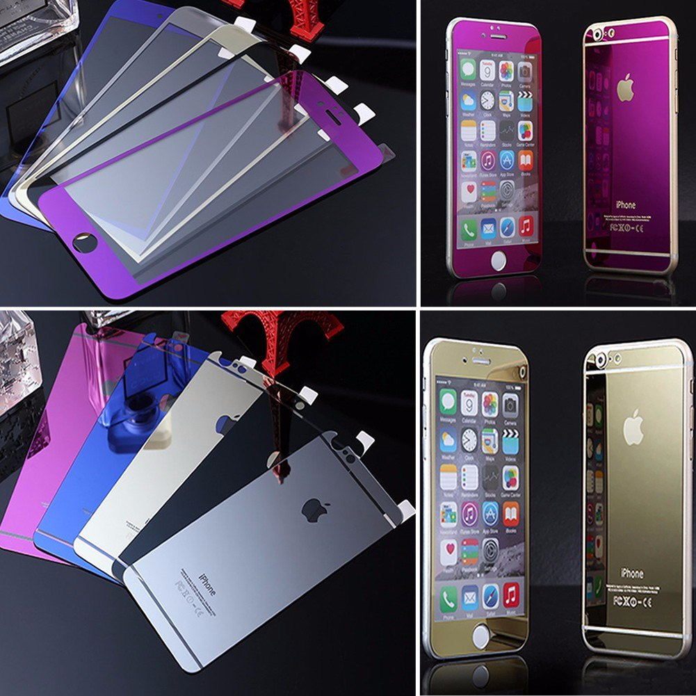 Iphone 5s Libre Precio Mica Cristal Templado Iphone 5 5s 6 6s 7 8 Color Front