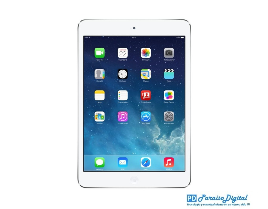 Monitor Tiempo Libre Zaragoza Apple Ipad Mini 2 Retina Wi-fi 16gb Silver-spa - $ 6,769
