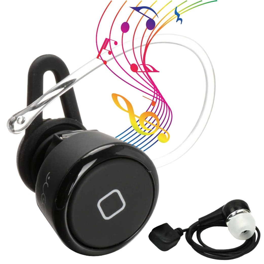 Kit Bluetooth Manos Libres Mini Manos Libres Bluetooth Universal Para Música Y