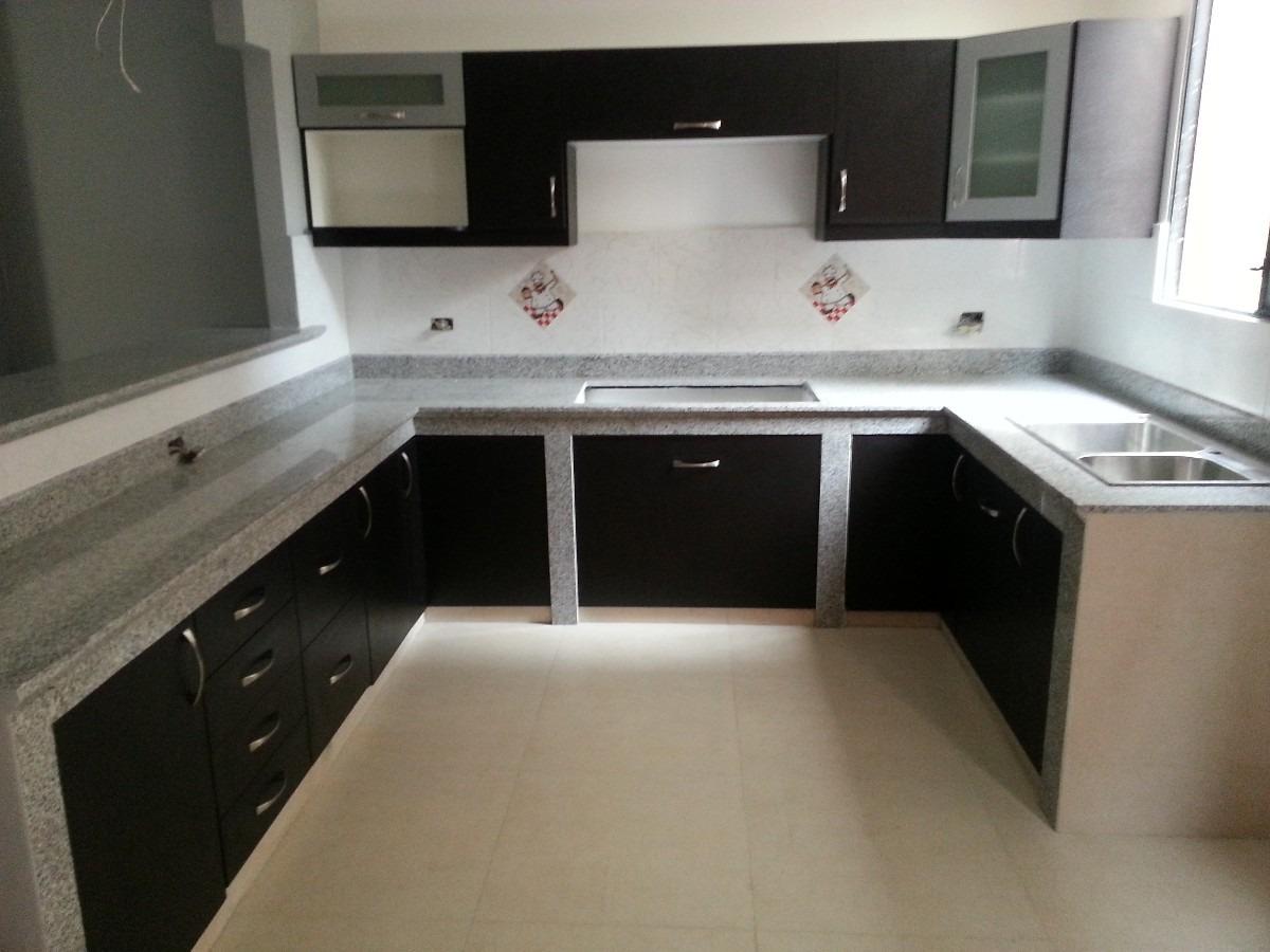 Cocinas Modulares   Cocina Integral En Madera De Cedro Con Puertas ...