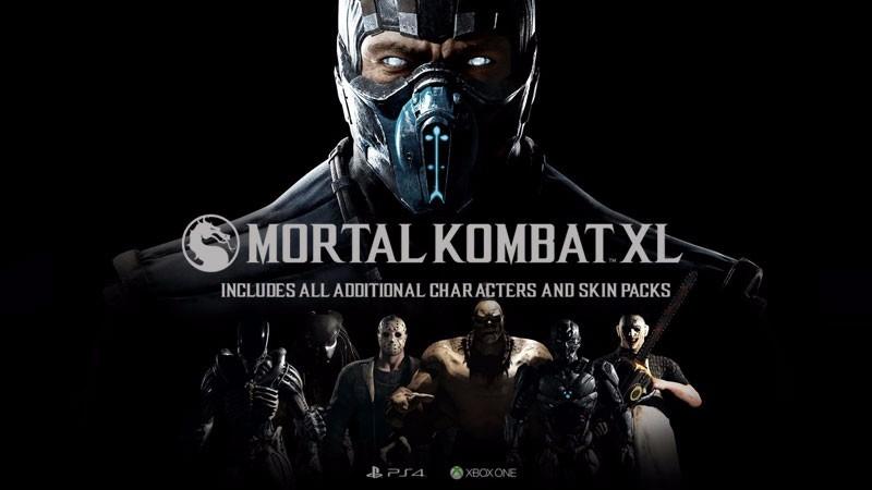 Scorpion Mortal Kombat Hd Wallpaper Mortal Kombat Xl Nuevo Sellado Para Xbox One 629 00 En