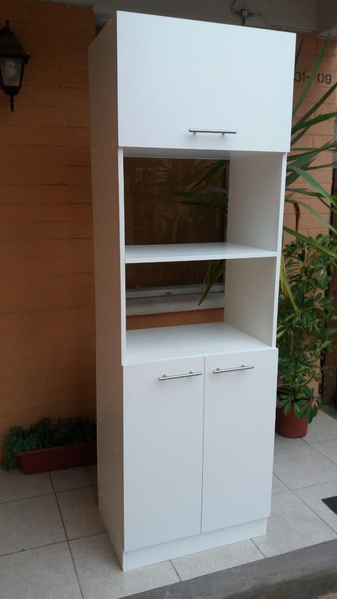 Mueble Auxiliar Horno Y Microondas | Hornos De Microondas Sears Me ...