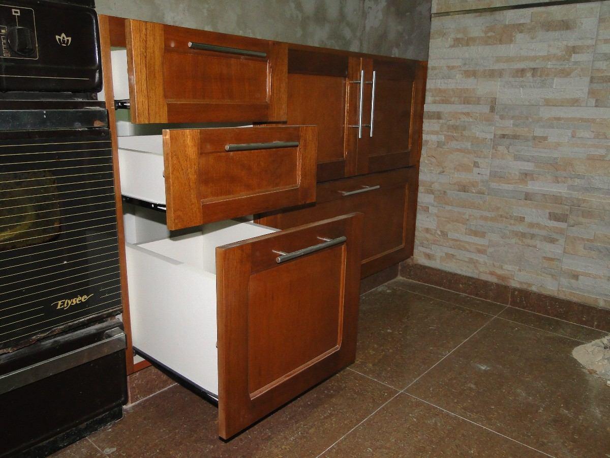 Muebles De Cocina De Madera Maciza | Boisserie De Madera Maciza De ...