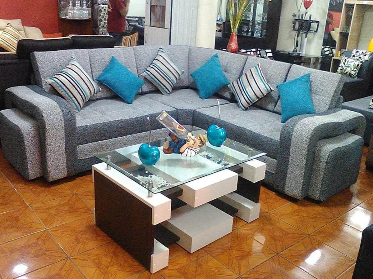Muebles sala modernos sofas de madera modelos sillones for Modelos de muebles de sala modernos