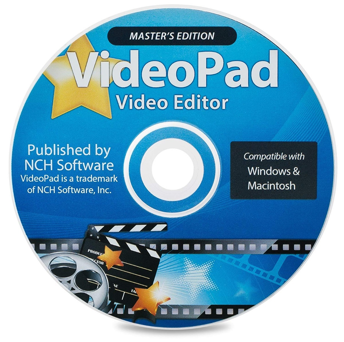 Editor Video Libre Nch Videopad Video Editor