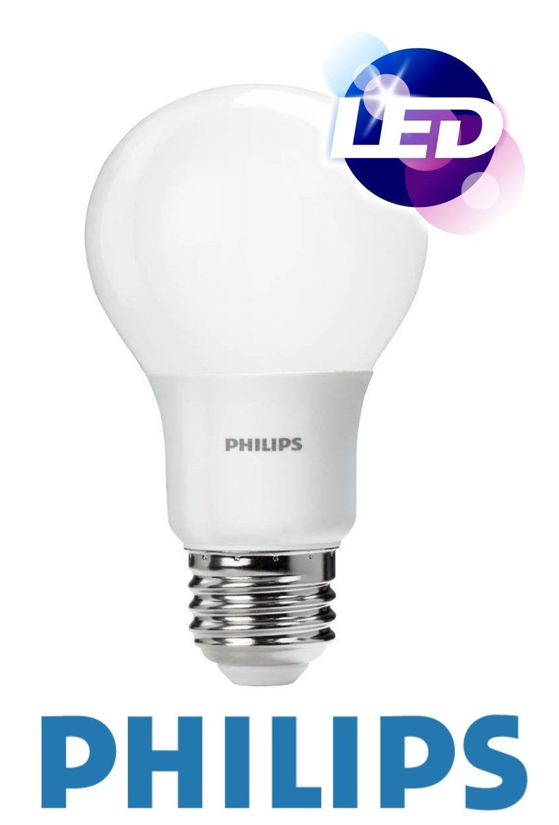 Valor Lamparas Led Pack 10 Lamparas Led Bulb Philips 10 5w 85w E27 Luz Calida