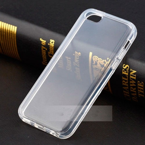 S5 Libre Funda Transparente Flexible Para Iphone 5c - $ 149.00 En