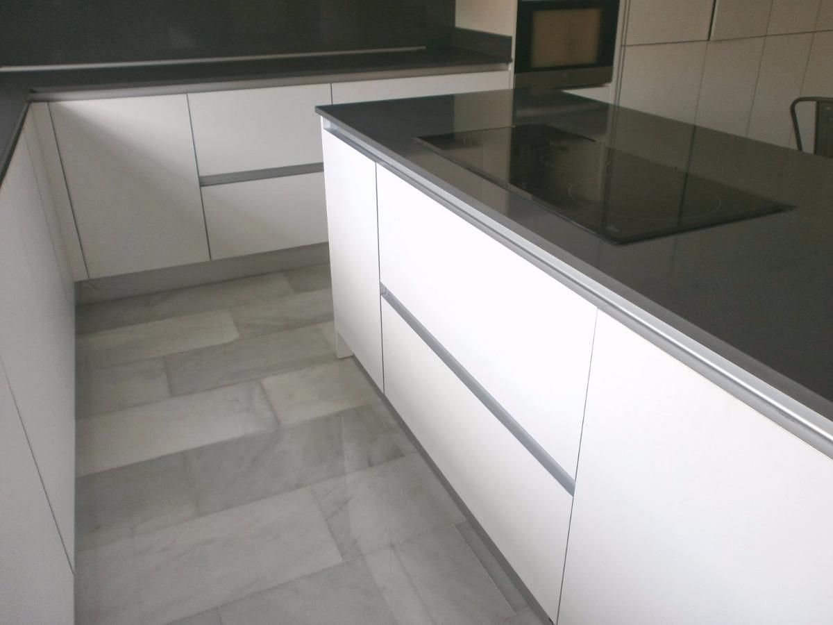 Perfiles De Aluminio Para Muebles De Cocina | Puertas De Aluminio ...