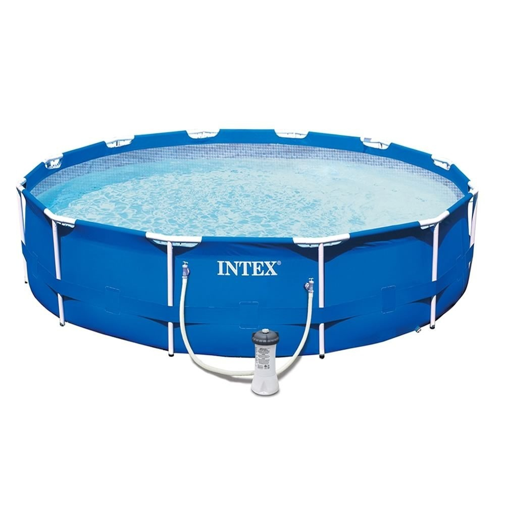 Piscinas Intex Site Piscina Intex 6503 Litros Estrutural C Bomba Filtrante 110v