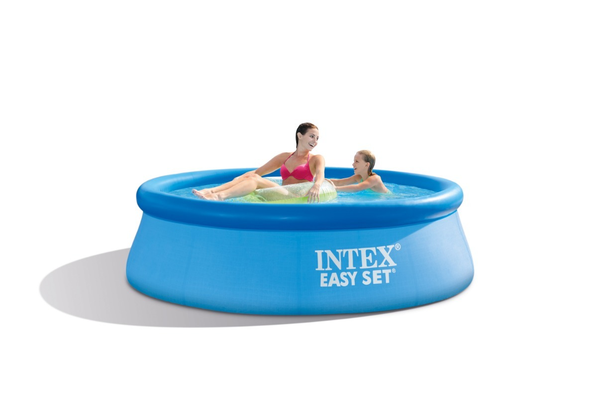 Piscinas Intex Site Piscina Intex Inflável Easy Set 2 419 Litros Intex