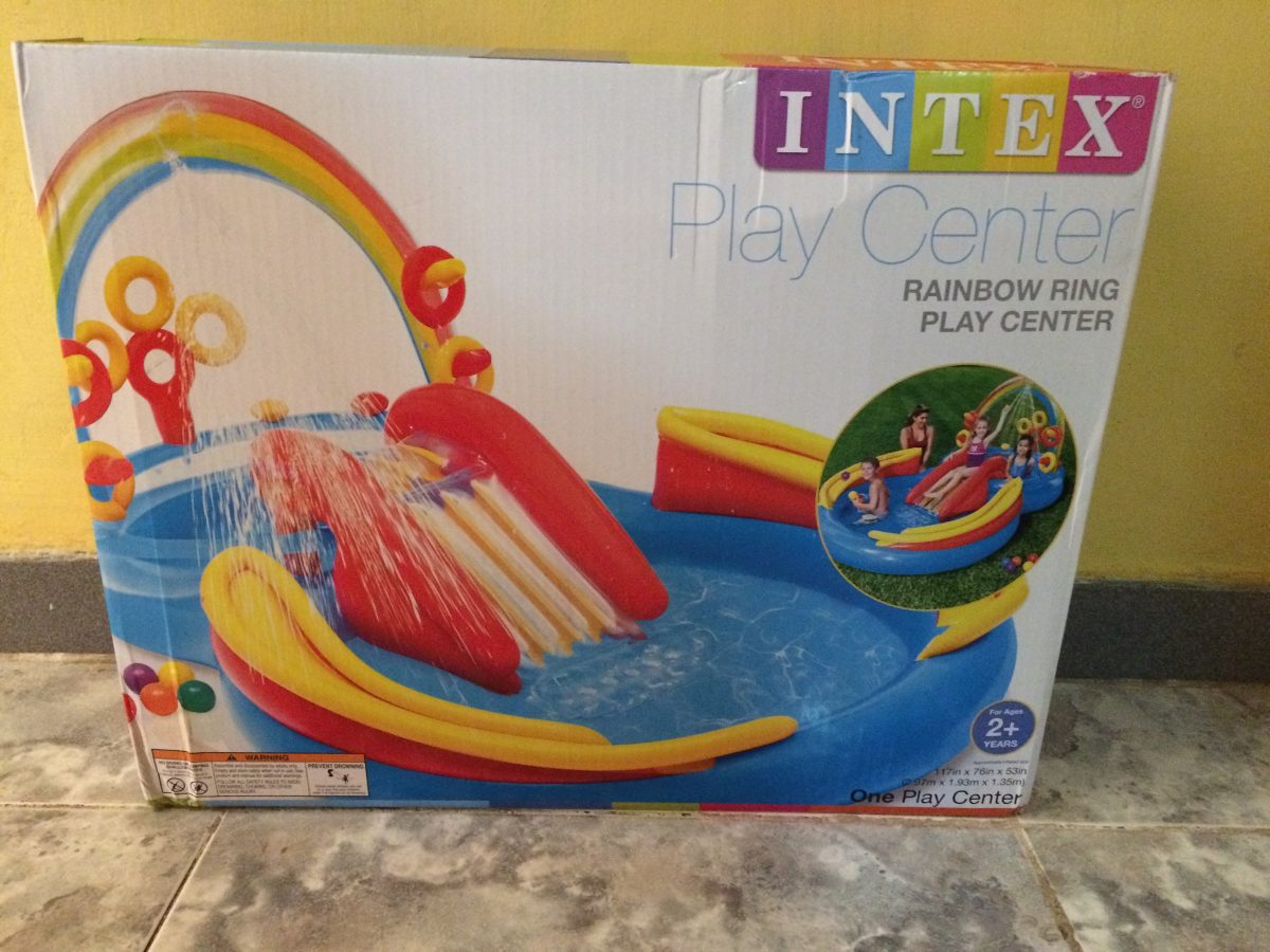 Piscina Intex Infantil Piscina Intex Para Niños Bs 50 En Mercado Libre