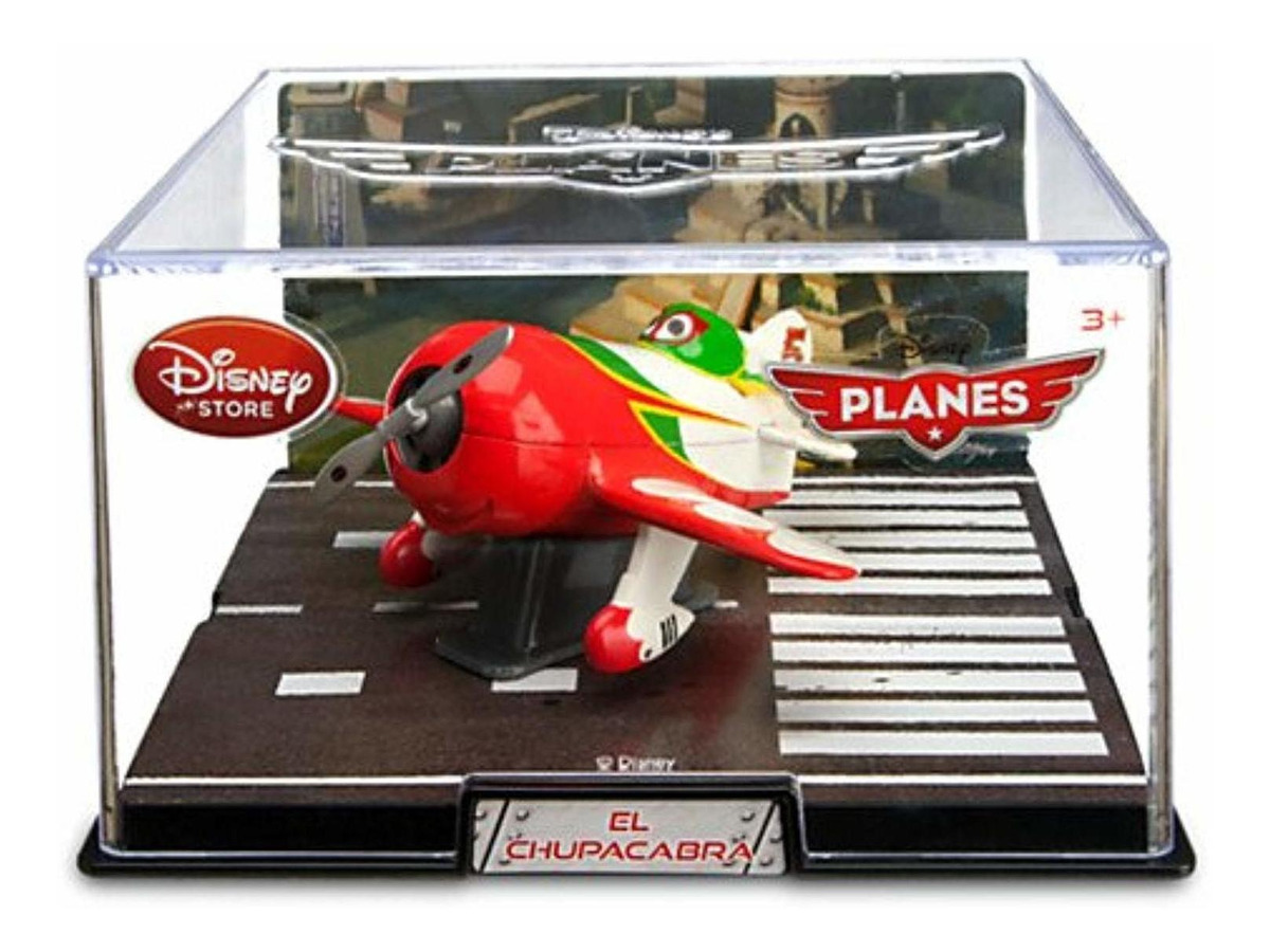 Spielzeug Disney Pixar Planes El Chupacabra Diecast Metal Toy Plane Display Case New Triadecont Com Br