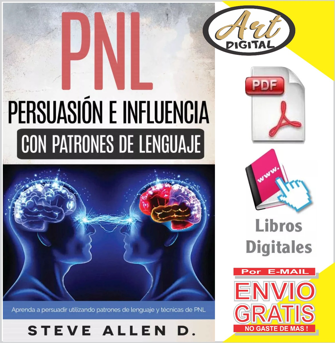 Libro Pnl Pdf Pnl Persuasion E Influencia Ebook Libro Digital