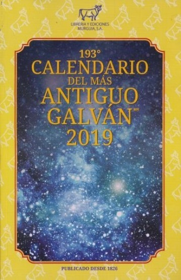 Como Vender Un Libro Pocket - 193 Calendario Del Mas Antiguo Galván 2019