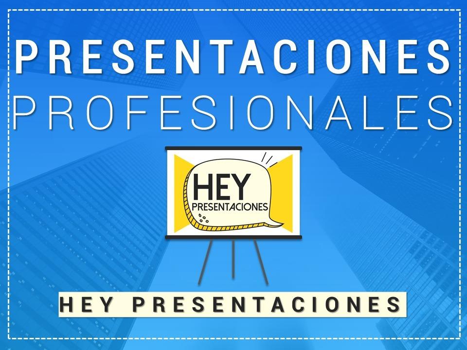 Presentaciones Profesionales En Powerpoint Diapositivas - Bs - presentaciones powepoint