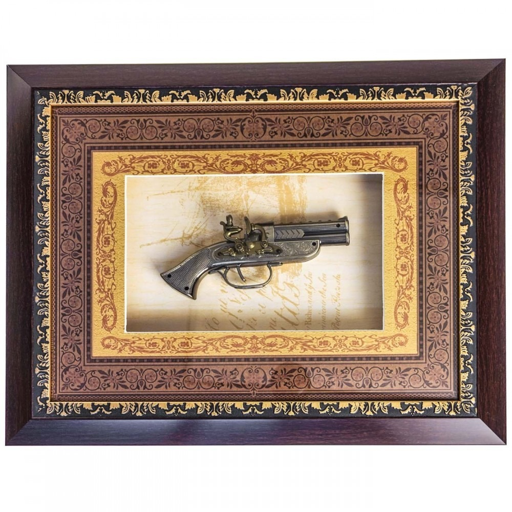 Armas Decorativas Quadro Arma Replica Medieval Decorativa Antiga Ref5
