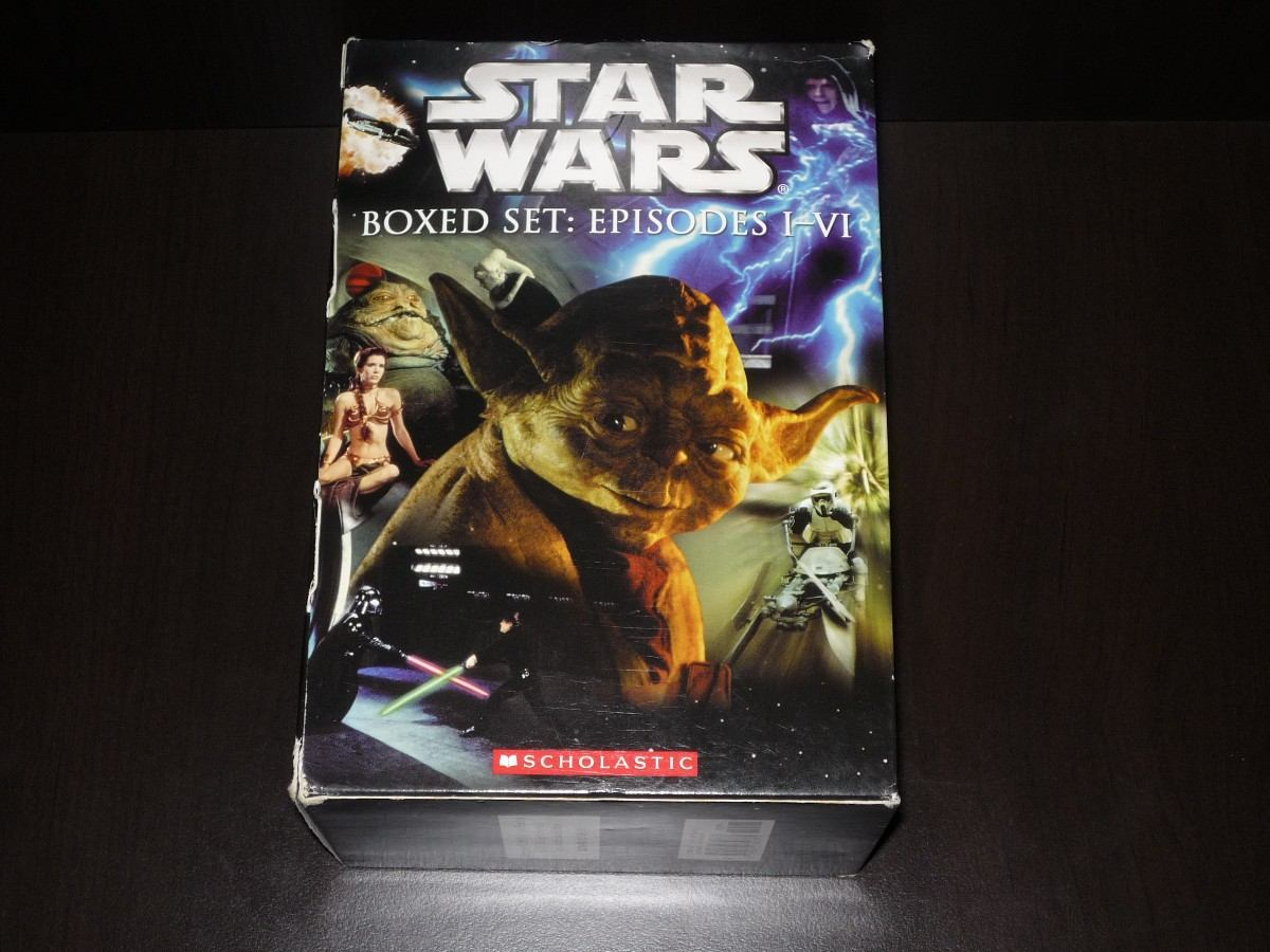 Star Wars Libro Set De 6 Libros De Star Wars 750 00 En Mercado Libre