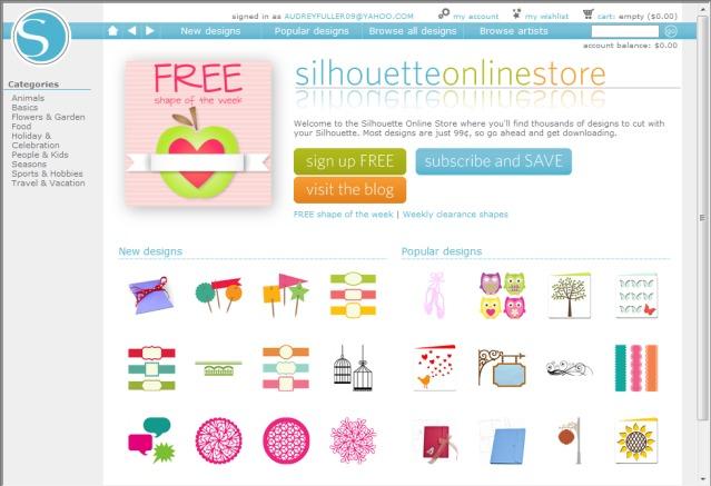 Silhouette Tarjeta Prepaga 20usd Tienda Online Cameo - $ 880,00 en