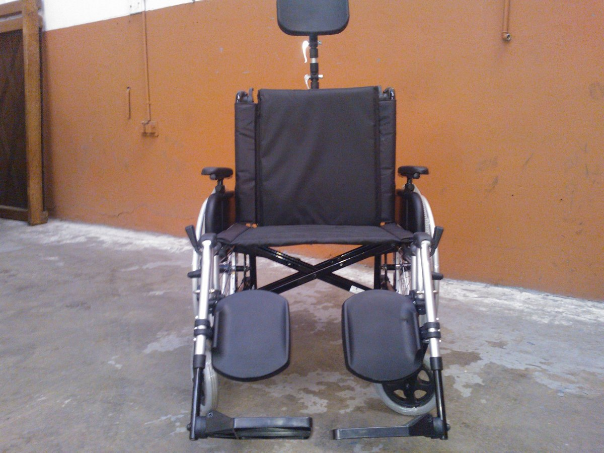 Silla De Ruedas Reclinable Silla De Ruedas Manual Plegable Reclinable Con Apo