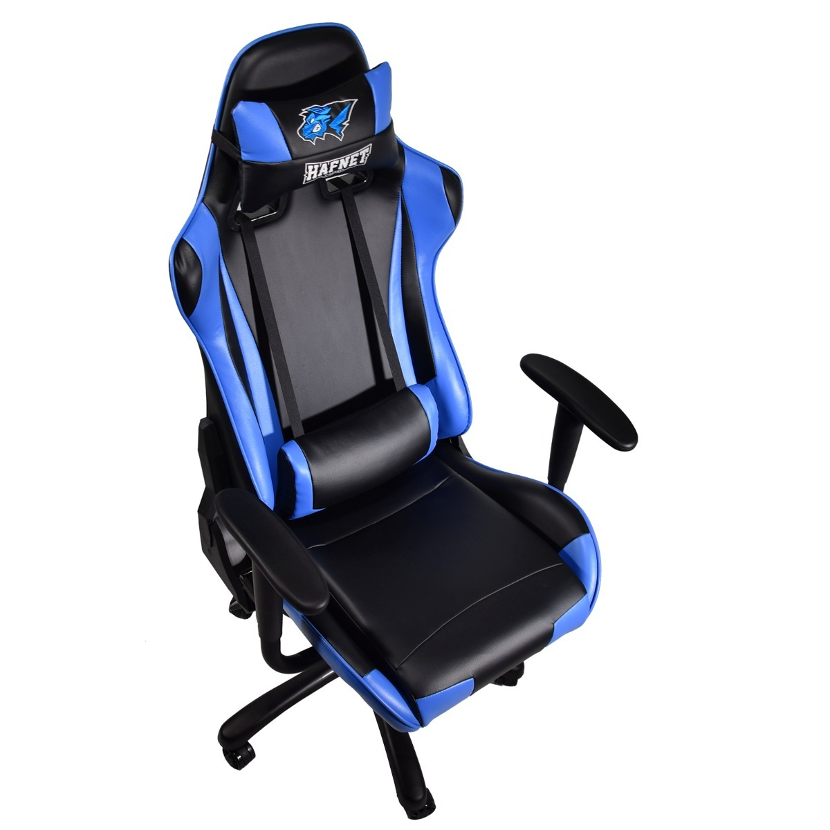 Sillas Para Pc Silla Gamer Hafnet E Sports Direwolf Reclinable 124