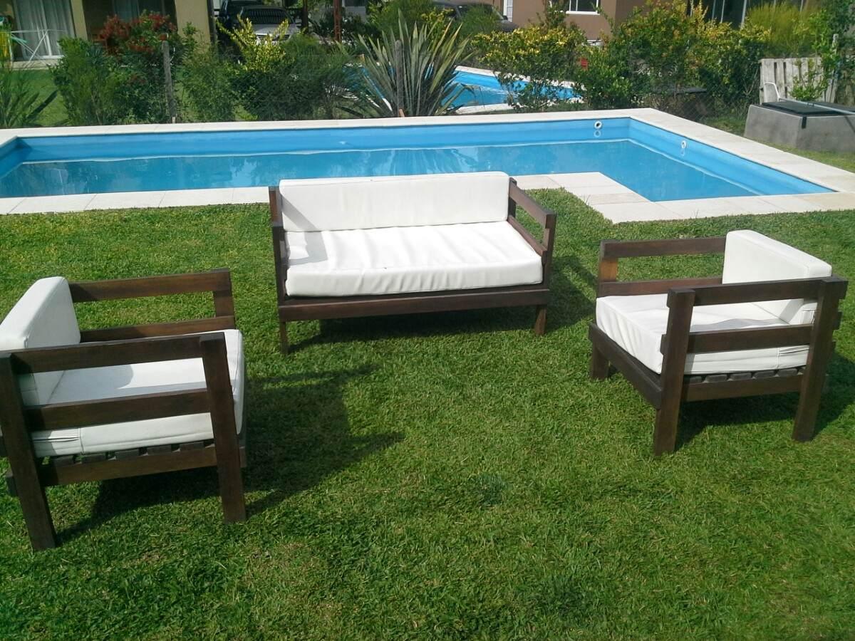 Muebles de madera jardin c mo se aplica un protector for Muebles de madera y jardin