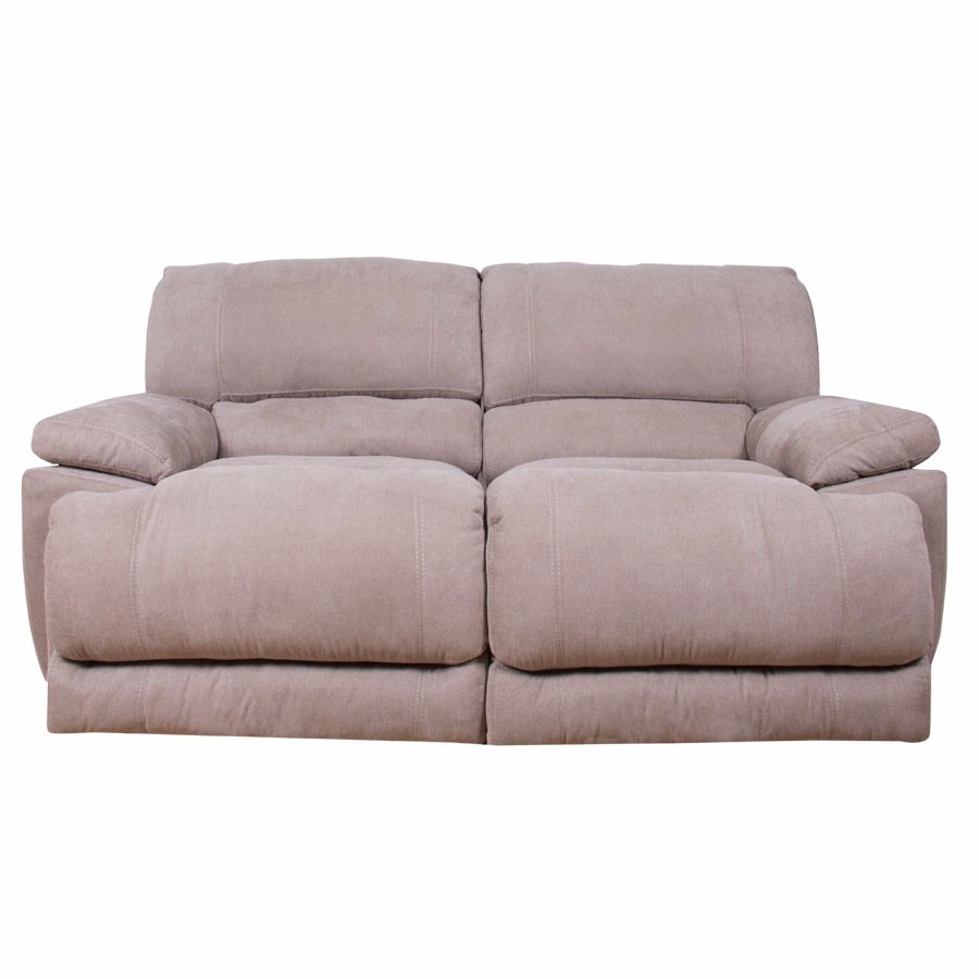 Sofa Reclinable Doble Sillon Reclinable, Doble Reposet, Luxor, Mobydec Muebles