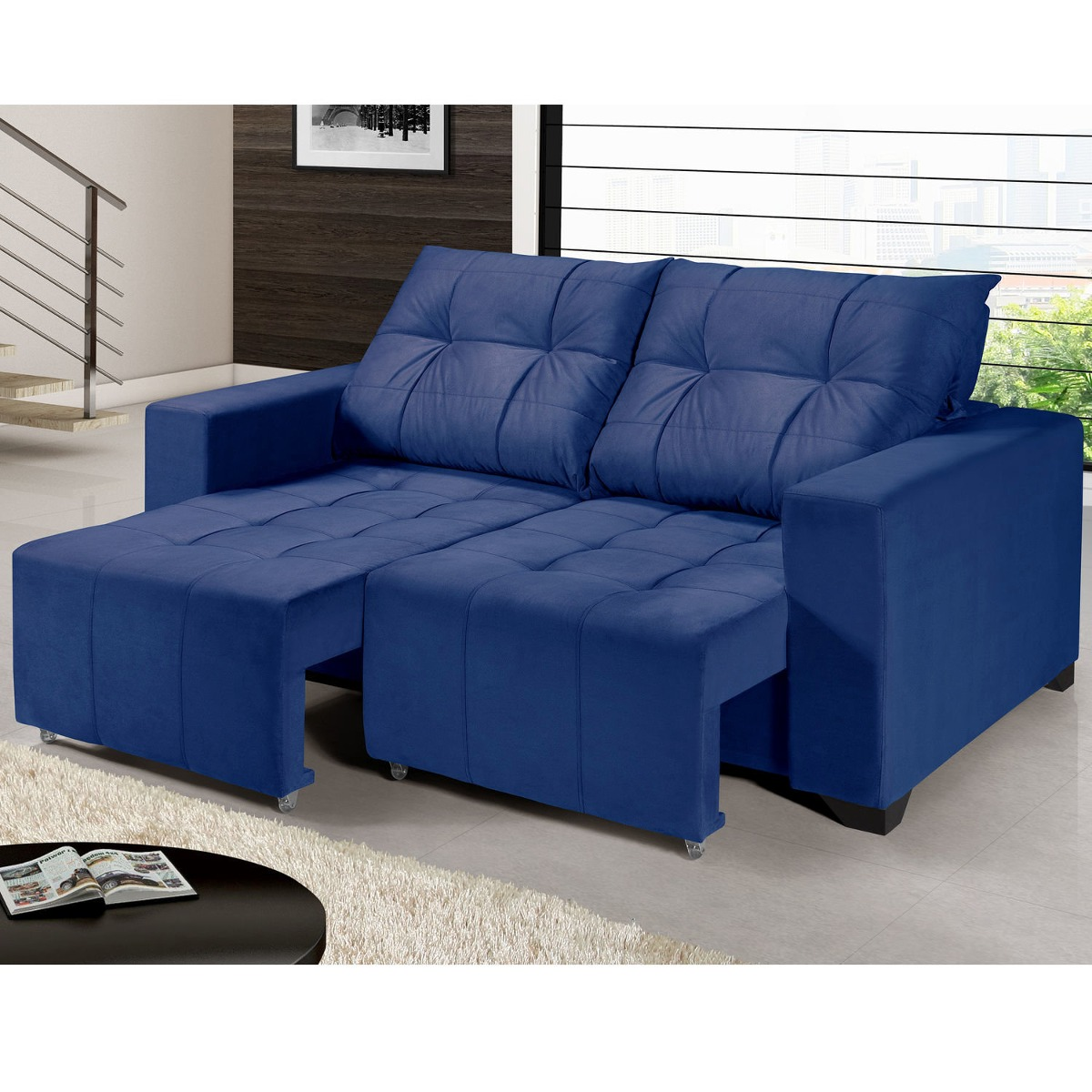 Sofa De 2 Lugares Retratil Usado Sofa Retratil Usado Df Sofa Ideas