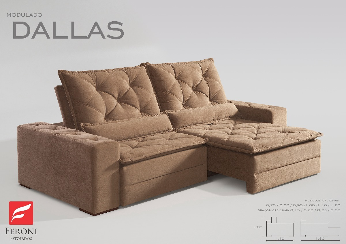 Sofa Retratil Uba Mg Sofá Retrátil E Reclinável 1 90 Dallas Confort Ubá Decor